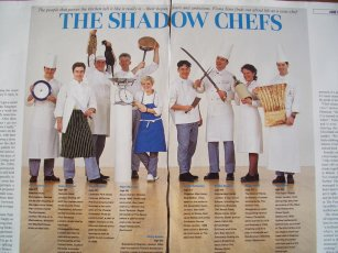 <b>Shaddow Chefs Photo - The Life of a Sous-chef</b>